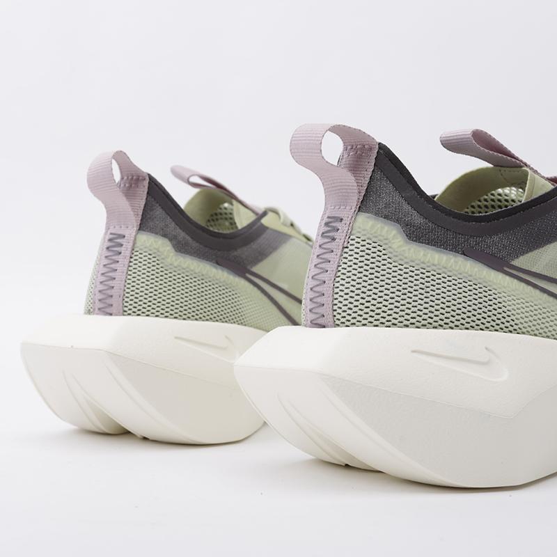 женские зелёные  кроссовки nike wmns vista lite CI0905-300 - цена, описание, фото 4