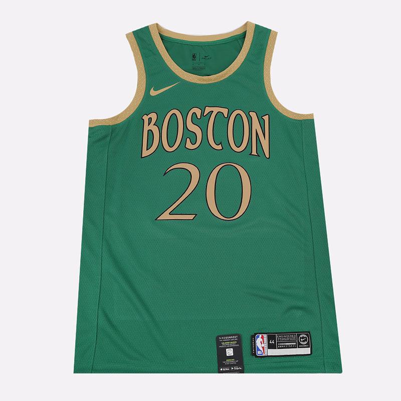 Майка Nike Gordon Hayward Celtics City Edition NBA Swingman Jersey фото