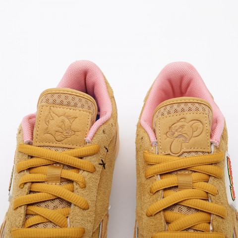 коричневые  кроссовки reebok club c revenge mu FW4632 - цена, описание, фото 6