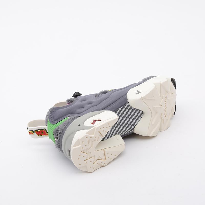 серые  кроссовки reebok instapump fury og mu FW4656 - цена, описание, фото 3