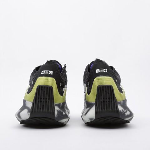 чёрные  кроссовки reebok zig kinetica FW9463 - цена, описание, фото 6
