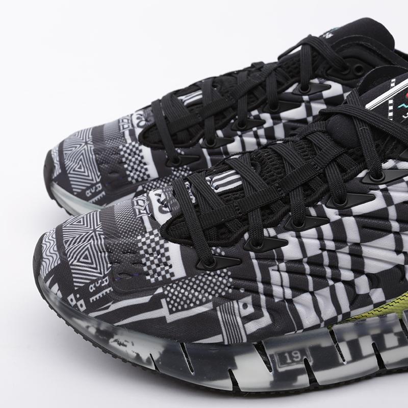 чёрные  кроссовки reebok zig kinetica FW9463 - цена, описание, фото 8