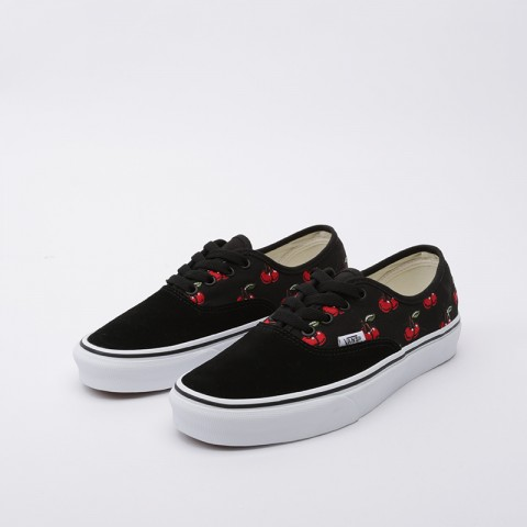 чёрные  кеды vans authentic VA2Z5IL6MM - цена, описание, фото 5