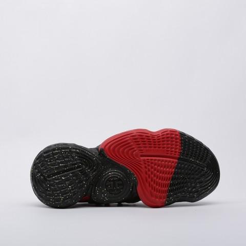мужские чёрные  кроссовки adidas harden vol.4 EF9926 - цена, описание, фото 3
