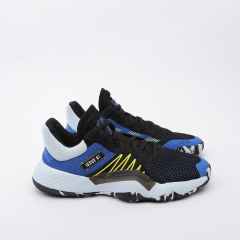 мужские чёрные  кроссовки adidas d.o.n. issue 1 EF9908 - цена, описание, фото 2