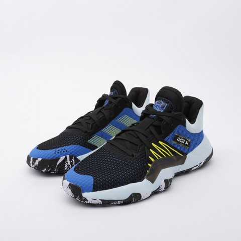 мужские чёрные  кроссовки adidas d.o.n. issue 1 EF9908 - цена, описание, фото 5