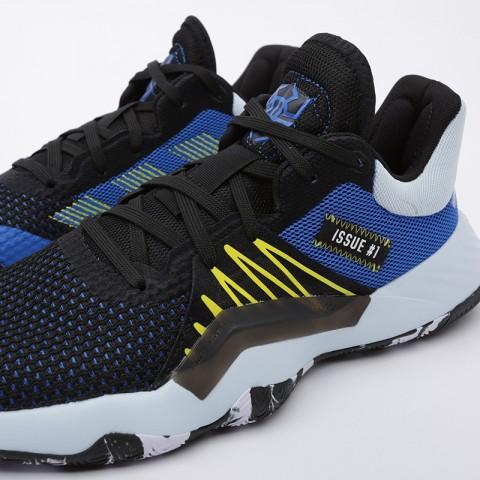 мужские чёрные  кроссовки adidas d.o.n. issue 1 EF9908 - цена, описание, фото 6