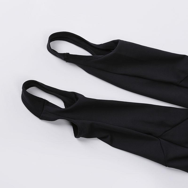 женский черный  комбинезон jordan body suit CT7713-010 - цена, описание, фото 9