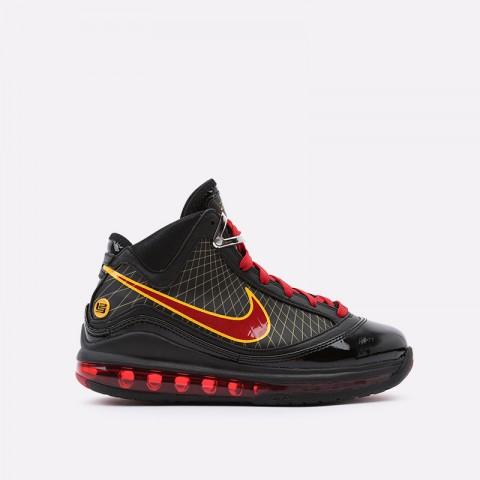 чёрные  кроссовки nike lebron vii qs CU5646-001 - цена, описание, фото 1