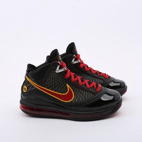 чёрные  кроссовки nike lebron vii qs CU5646-001 - цена, описание, фото 2