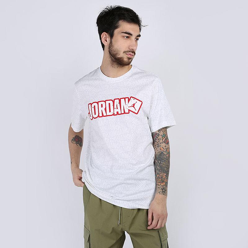 Футболка Jordan Brand Sticker T-Shirt фото