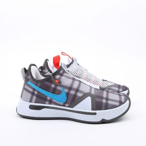 серые  кроссовки nike pg 4 CD5079-002 - цена, описание, фото 2