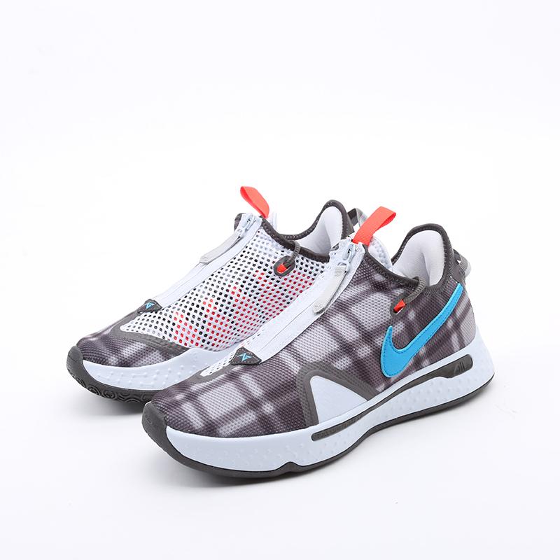 серые  кроссовки nike pg 4 CD5079-002 - цена, описание, фото 5