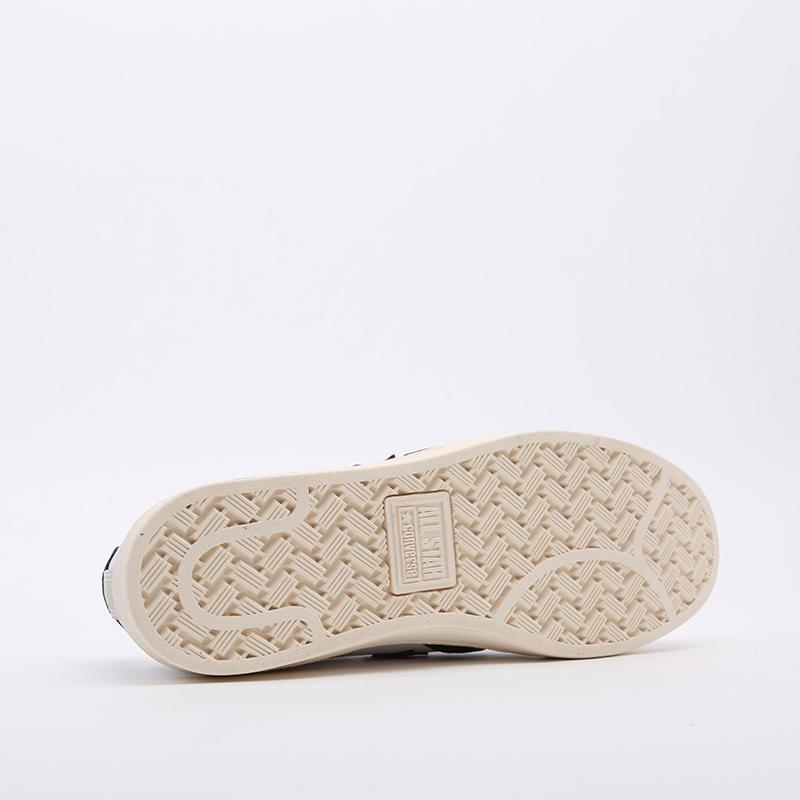 белые  кеды converse pro leather og ox 167969 - цена, описание, фото 3