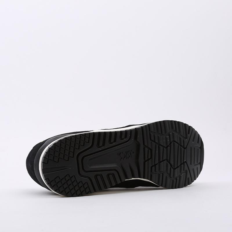 мужские чёрные  кроссовки asics gel-lyte iii og 1191A298-001 - цена, описание, фото 2