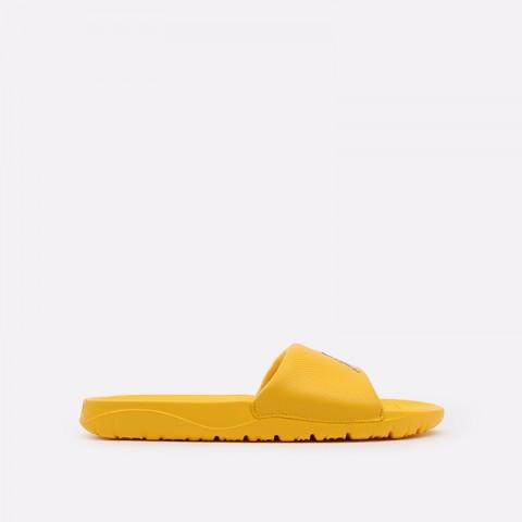 мужские жёлтые  сланцы jordan break slide AR6374-701 - цена, описание, фото 1