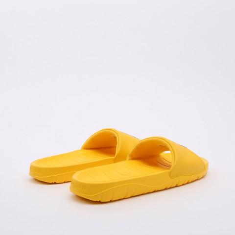 мужские жёлтые  сланцы jordan break slide AR6374-701 - цена, описание, фото 3