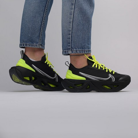 женские чёрные  кроссовки nike wmns zoom x vista grind CT8919-001 - цена, описание, фото 7