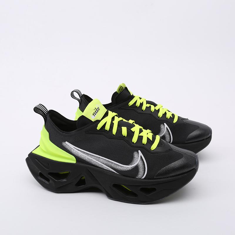 женские чёрные  кроссовки nike wmns zoom x vista grind CT8919-001 - цена, описание, фото 2