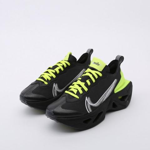 женские чёрные  кроссовки nike wmns zoom x vista grind CT8919-001 - цена, описание, фото 5