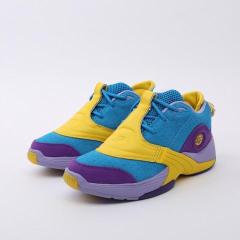 разноцветные  кроссовки reebok answer v mu FW7506 - цена, описание, фото 5