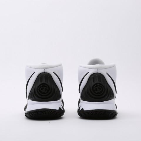 мужские белые  кроссовки nike kyrie 6 BQ4630-100 - цена, описание, фото 4