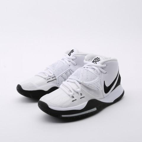 мужские белые  кроссовки nike kyrie 6 BQ4630-100 - цена, описание, фото 5