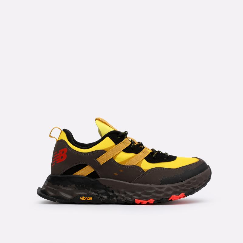 мужские чёрные, коричневые, жёлтые  кроссовки new balance 850 all terrain MS850TRF/D - цена, описание, фото 1