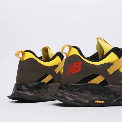 мужские чёрные, коричневые, жёлтые  кроссовки new balance 850 all terrain MS850TRF/D - цена, описание, фото 4