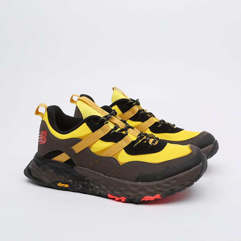 мужские чёрные, коричневые, жёлтые  кроссовки new balance 850 all terrain MS850TRF/D - цена, описание, фото 2