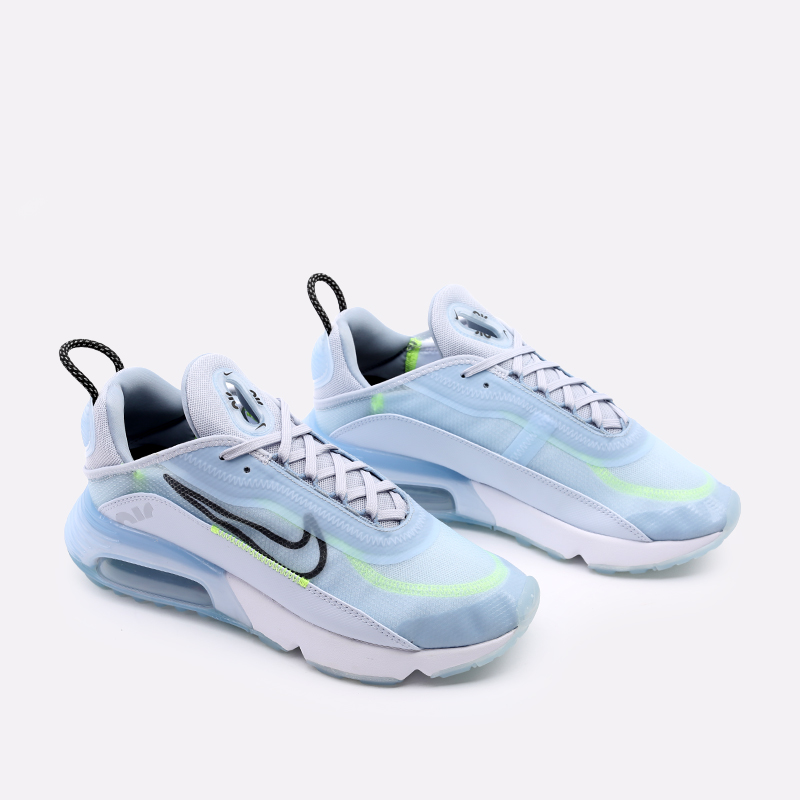 мужские голубые  кроссовки nike air max 2090 CT7695-400 - цена, описание, фото 2