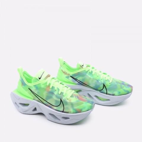 женские салатовые  кроссовки nike wmns zoom x vista grind sp CT5770-300 - цена, описание, фото 2