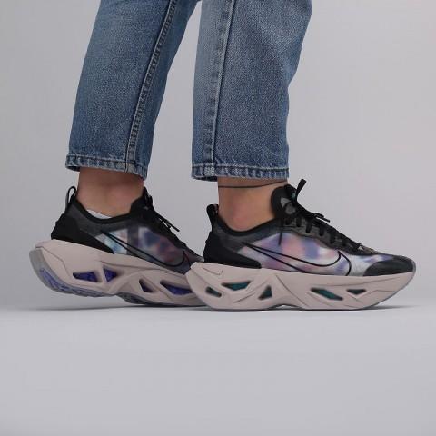 женские чёрные  кроссовки nike wmns zoom x vista grind sp CT5770-001 - цена, описание, фото 6