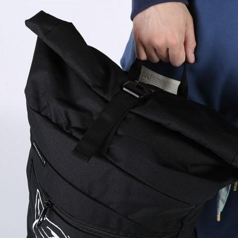 черный  рюкзак puma basketball backpack 7767101 - цена, описание, фото 4