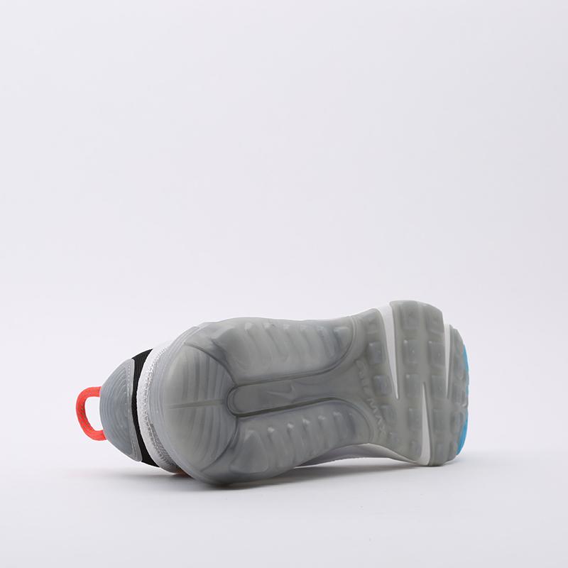 женские серые  кроссовки nike wmns air max 2090 CT7698-100 - цена, описание, фото 2
