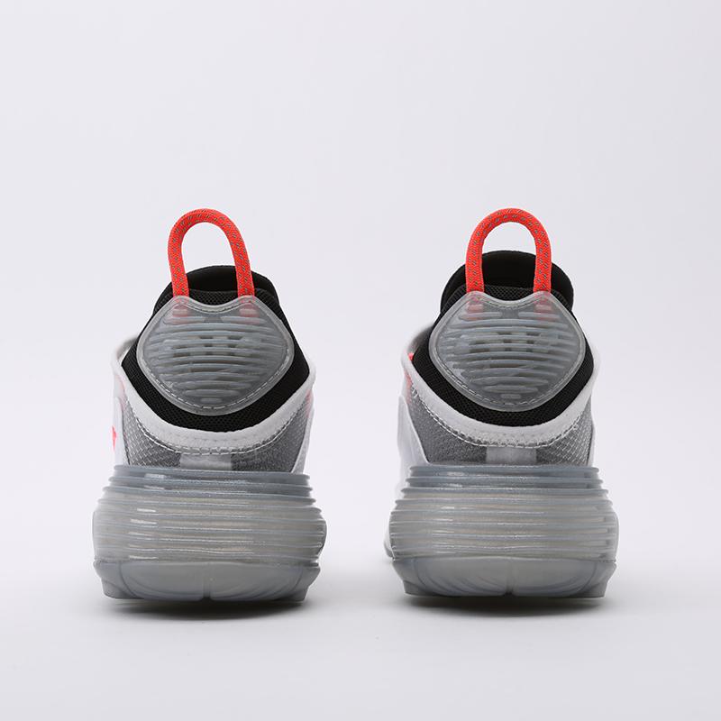 женские серые  кроссовки nike wmns air max 2090 CT7698-100 - цена, описание, фото 4