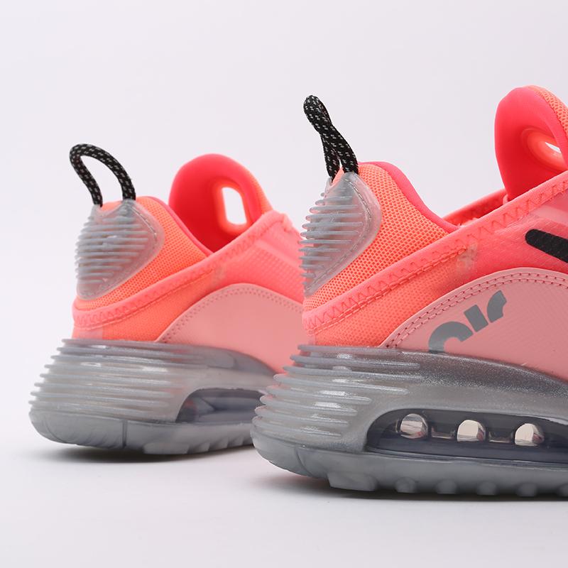 женские розовые  кроссовки nike wmns air max 2090 CT7698-600 - цена, описание, фото 3