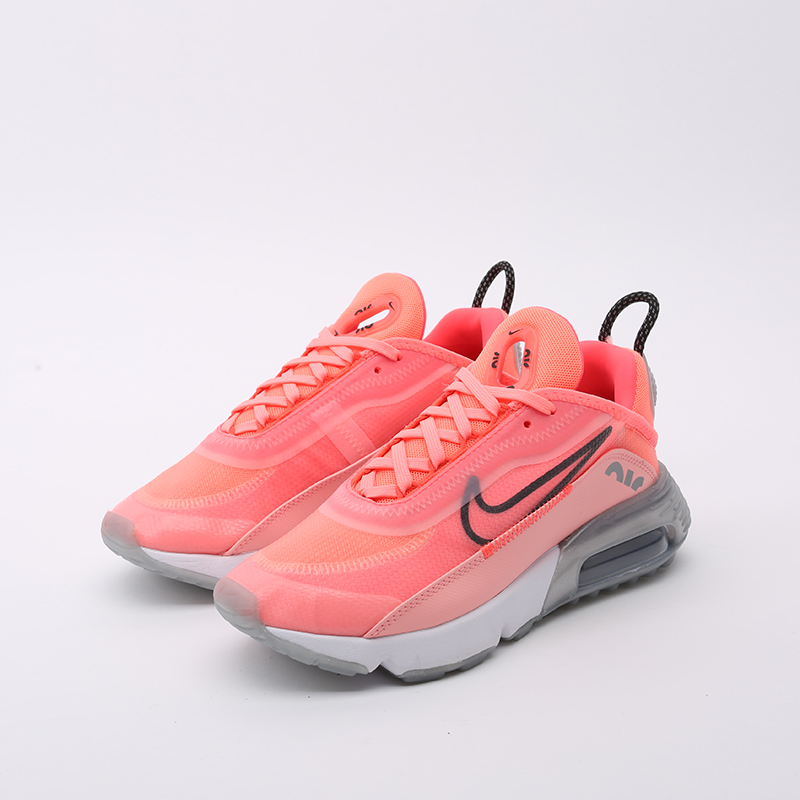 женские розовые  кроссовки nike wmns air max 2090 CT7698-600 - цена, описание, фото 5