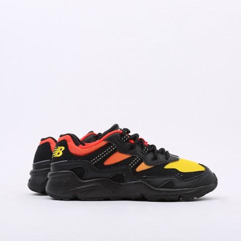 мужские чёрные, красные, жёлтые  кроссовки new balance 850 ML850KL2/D - цена, описание, фото 2
