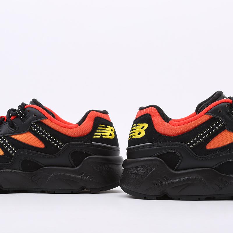 мужские чёрные, красные, жёлтые  кроссовки new balance 850 ML850KL2/D - цена, описание, фото 4