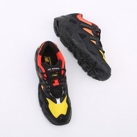 мужские чёрные, красные, жёлтые  кроссовки new balance 850 ML850KL2/D - цена, описание, фото 6