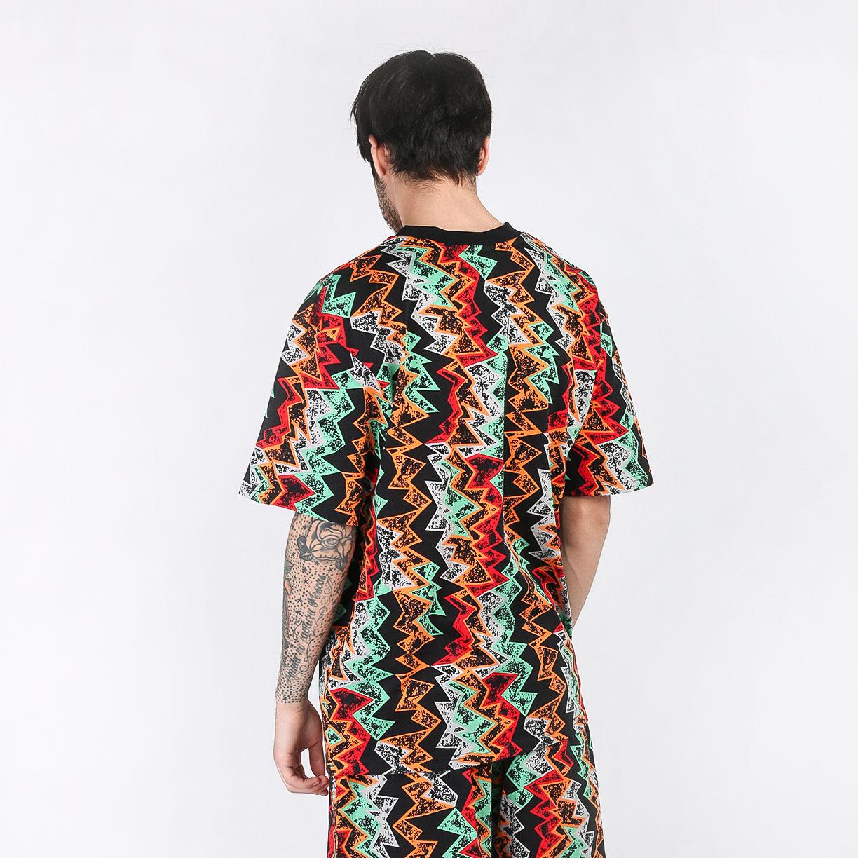 мужскую разноцветную  футболка jordan qs t-shirt CW0911-010 - цена, описание, фото 3