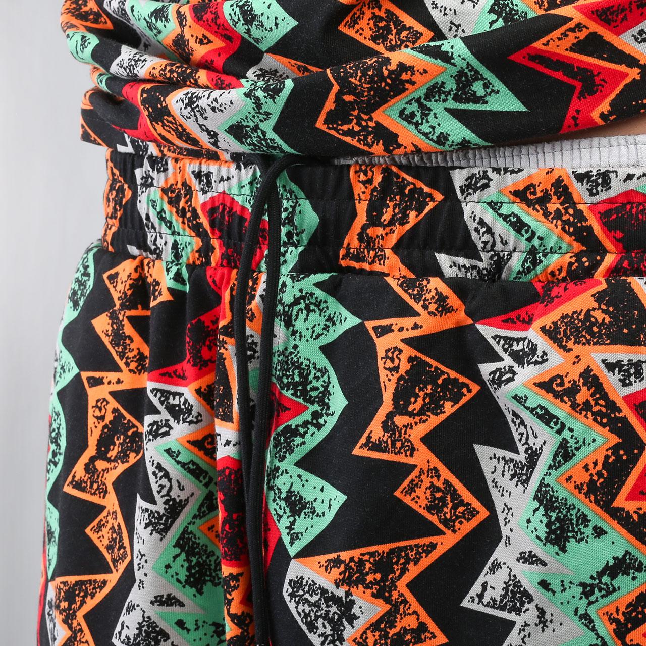 мужские разноцветные  шорты jordan qs shorts CW0908-010 - цена, описание, фото 3