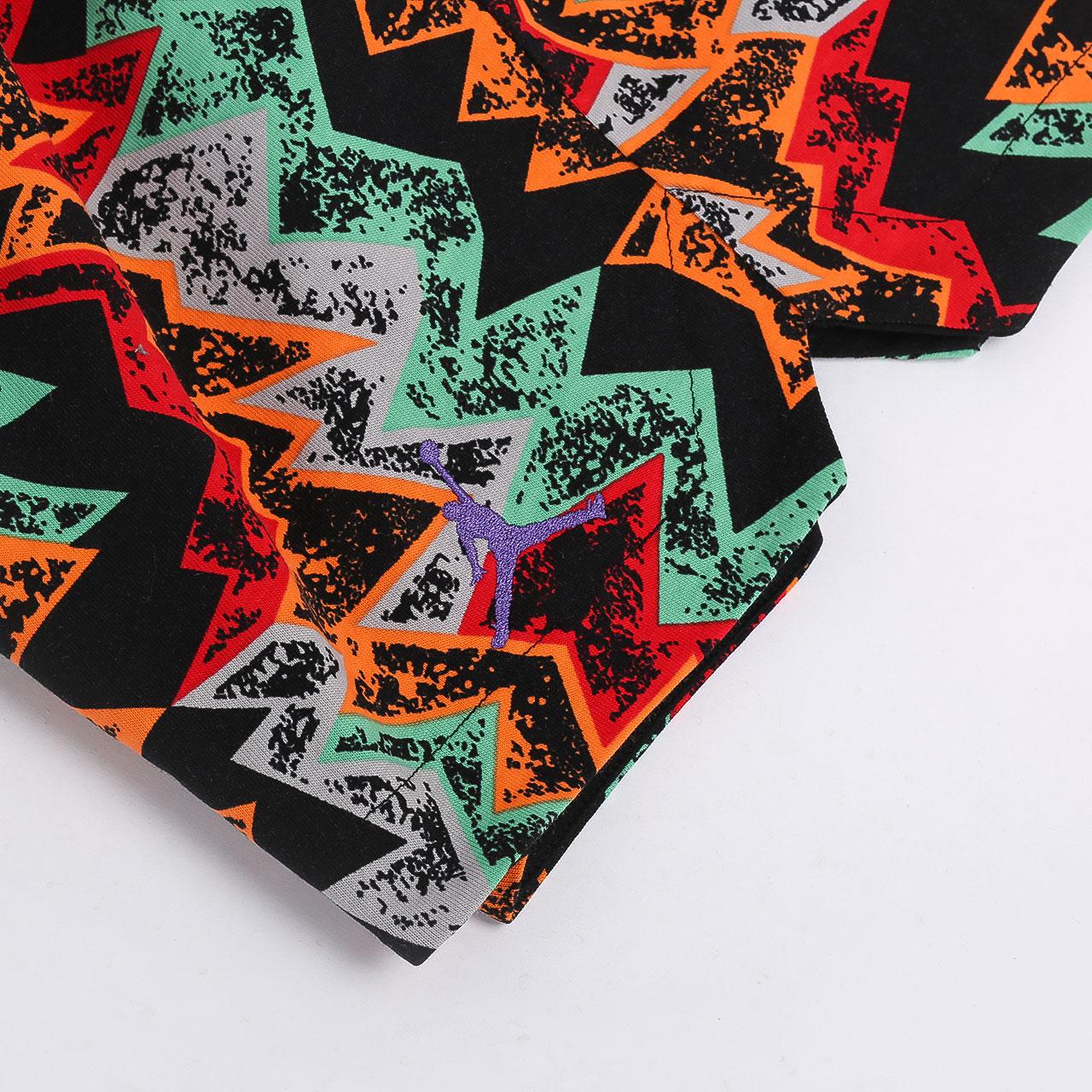 мужские разноцветные  шорты jordan qs shorts CW0908-010 - цена, описание, фото 5