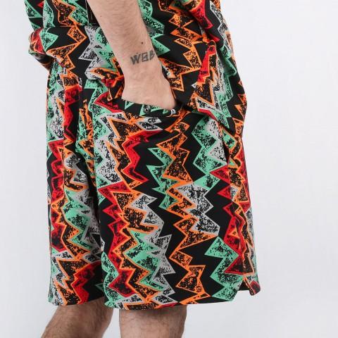 мужские разноцветные  шорты jordan qs shorts CW0908-010 - цена, описание, фото 4