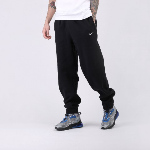 мужские черные  брюки nike nikelab men's trousers CD6394-010 - цена, описание, фото 1