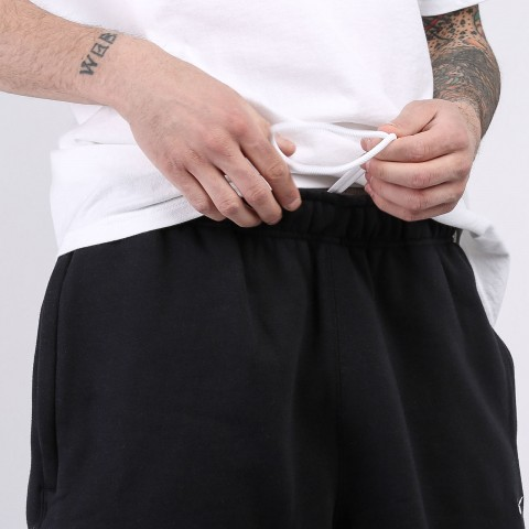 мужские черные  брюки nike nikelab men's trousers CD6394-010 - цена, описание, фото 4