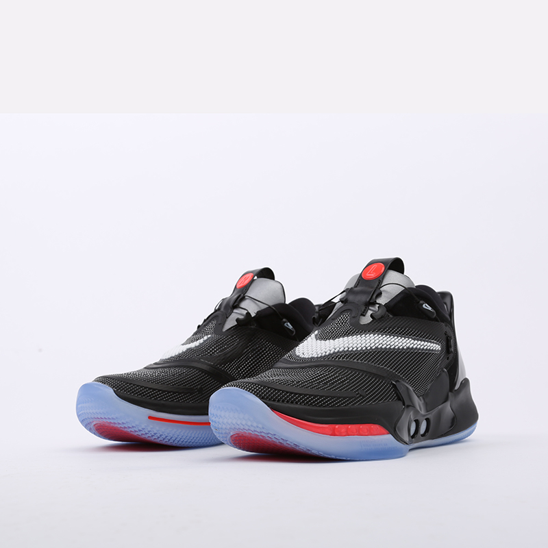 мужские чёрные  кроссовки nike adapt bb 2.0 eu CV2441-001 - цена, описание, фото 3