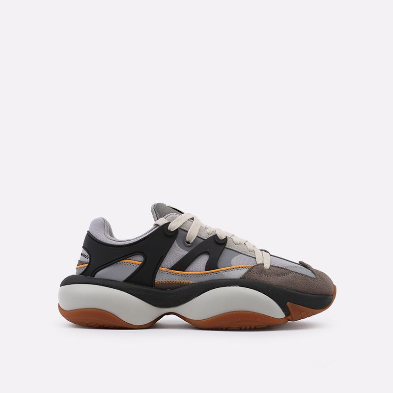 серые  кроссовки puma alteration nu rhude 37139001 - цена, описание, фото 1
