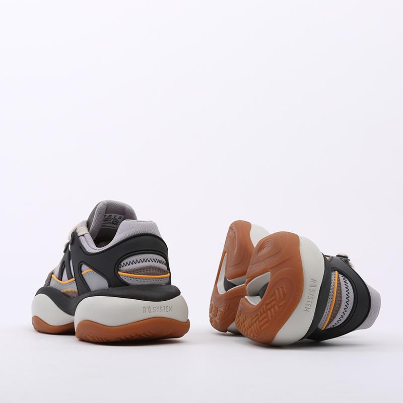 серые  кроссовки puma alteration nu rhude 37139001 - цена, описание, фото 2